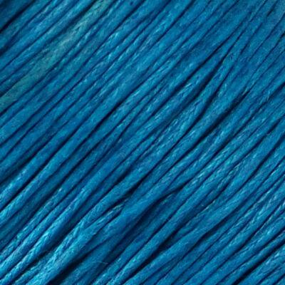 Viaszolt szál, 1 mm-es méterben - 173 tengerkék