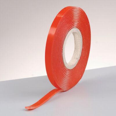 Extra erős kétoldalas ragasztószalag - 5 mm, 2 m