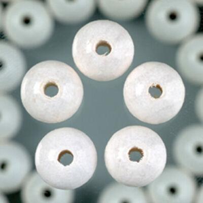 Fagyöngy, 8 mm, 80 db - 01, fehér