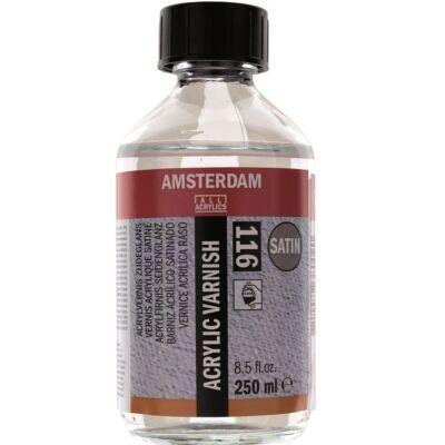 Talens Amsterdam 116 lakk, 250 ml - selyemfényű