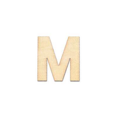 Fa betű, 40x2 mm - M