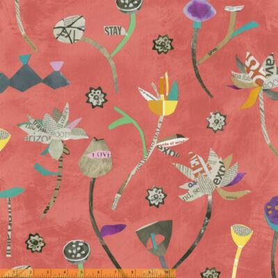 Akció! Patchwork anyag - Windham Fabrics - Paint Such Design 39695-3