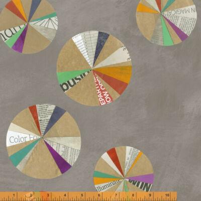 Akció! Patchwork anyag - Windham Fabrics - Paint Such Design 39697-6