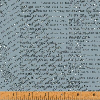 AKCIÓ! Patchwork anyag - Windham - Succulents 40238-8