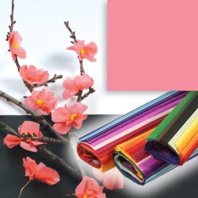 Selyempapír, 50x70 cm, 20 g - rózsaszín