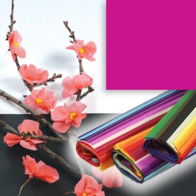 Selyempapír, 50x70 cm, 20 g - pink