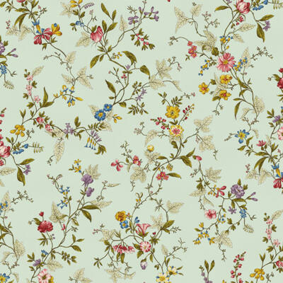 Patchwork anyag - Stof - Spring Meadow 4500-490