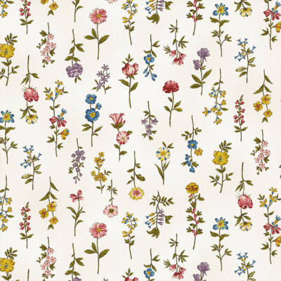 Patchwork anyag - Stof - Spring Meadow 4500-492