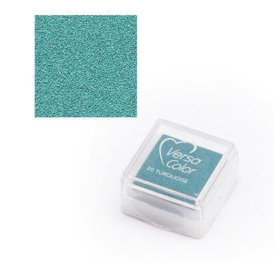 Pecsételőpárna, Versa Color - türkiz, 20 turquoise