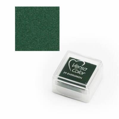 Pecsételőpárna, Versa Color - sötétzöld,  29 evergreen