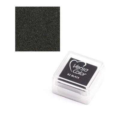 Pecsételőpárna, Versa Color - fekete, 82 black
