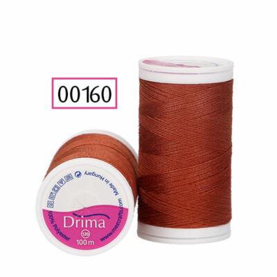 Drima varrócérna, polyester, 100 m - 00160