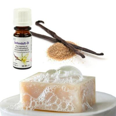 Illóolaj szappanhoz, 10 ml - 11, vanília