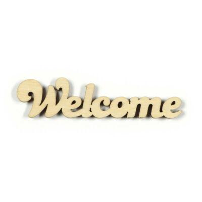 Fafigura, felirat - Welcome