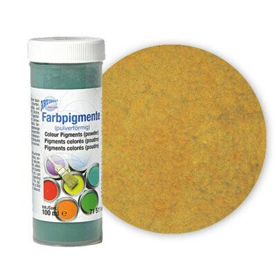 Pigmentpor, 100 ml - 50 okker