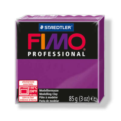 FIMO Professional süthető gyurma, 85 g - viola (8004-61)