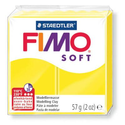 FIMO Soft süthető gyurma, 57 g - citrom (8020-10)