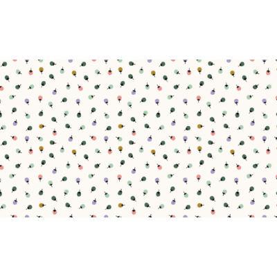 Patchwork anyag - Makower - Forest Talk 8490/GL Burds