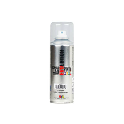 Akrillakkspray, EVOLUTION, 200 ml - matt