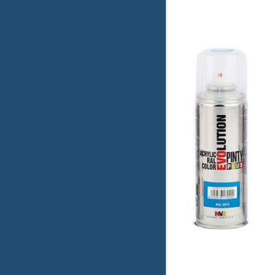 Akrilfesték spray, EVOLUTION fényes, 200 ml - 5010 középkék