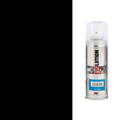 Akrilfesték spray, EVOLUTION fényes, 200 ml - 9005 fekete