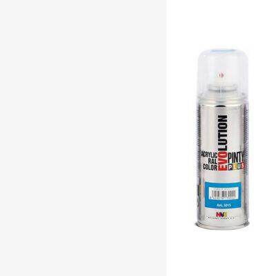 Akrilfesték spray, EVOLUTION matt, 200 ml - 9010 fehér