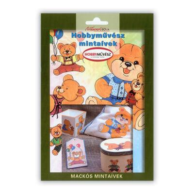 Hobby mintaív - mackók