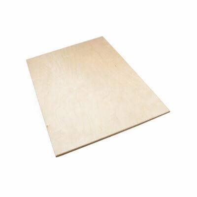 Rajztábla rétegelt lemezből - A2, 44x62x1 cm
