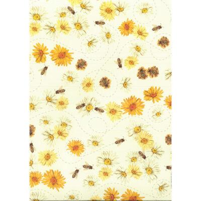 Tassotti decoupage papír - méhek