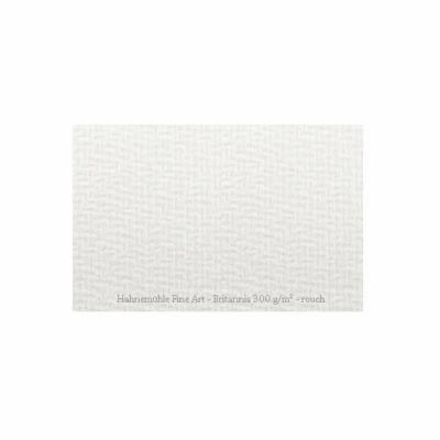 Hahnemühle Britannia akvarellpapír, 300 g, durva, 50x65 cm