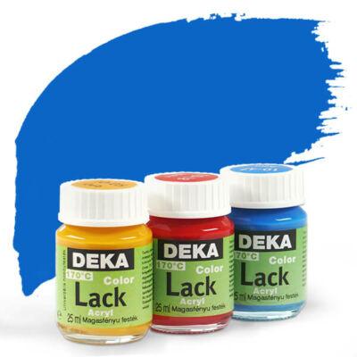 Deka Color Lack fényes akrilfesték 25 ml - 49 kék