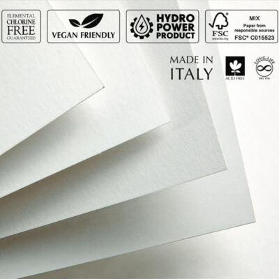 Fabriano START rajzpapír, 200 g - 50x65 cm