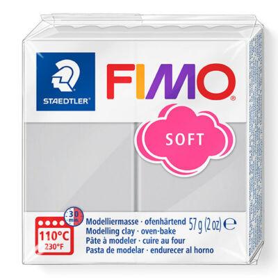 FIMO Soft süthető gyurma, 57 g - delfinszürke (8020-80)