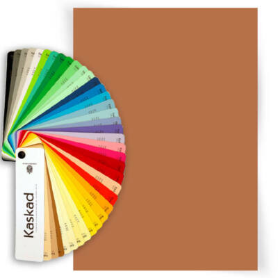 Kaskad színes fénymásolópapír, A/4, 80 g - 19, Nuthatch brown