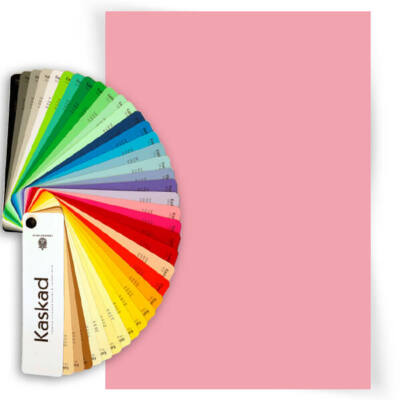 Kaskad színes fénymásolópapír, A/4, 80 g - 25, Flamingo pink