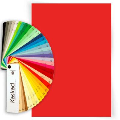 Kaskad színes fénymásolópapír, A/4, 80 g - 28, Robin red
