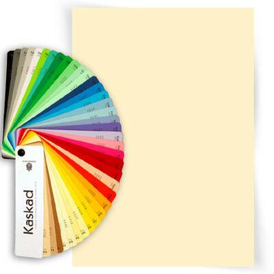 Kaskad színes fénymásolópapír, A/4, 80 g - 53, Wheatear yellow