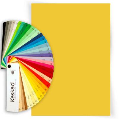 Kaskad színes fénymásolópapír, A/4, 80 g - 57, Canary yellow