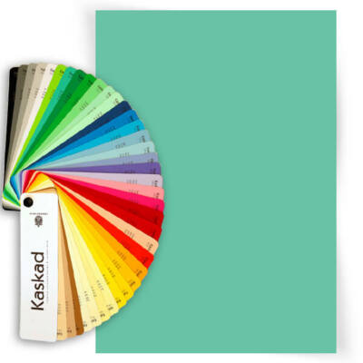 Kaskad színes fénymásolópapír, A/4, 80 g - 65, Leafbird green