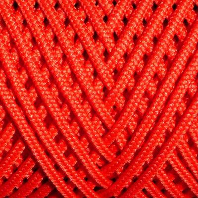 Microcord méterben, 1,7 mm - piros