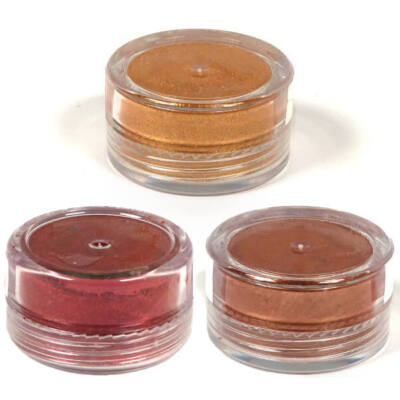 Műgyanta metál effekt pigment színező por - különféle színekben