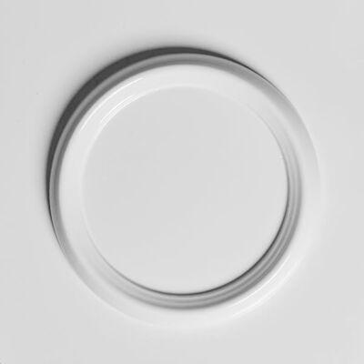 Hobbyművész öntőforma - képkeret, kör, 12 cm