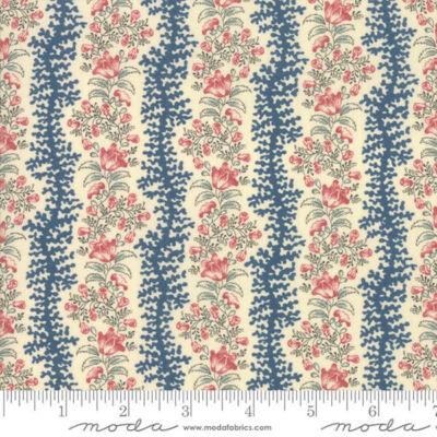 Patchwork anyag - Moda - Sarah's Story by Betsy Chutchian 31592-12 Bridle Path sweet