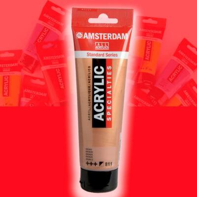 Talens Amsterdam akrilfesték, 120 ml - 315, pyrrole red