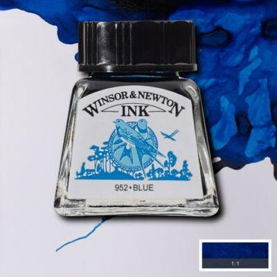Winsor&Newton tinta, 14 ml - 032, blue