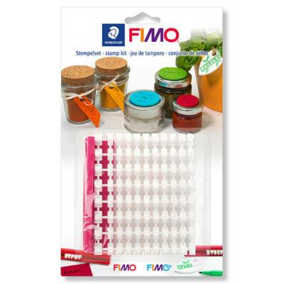 FIMO Betűnyomó készlet, műanyag