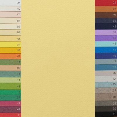 Fabriano Tiziano színes rajzpapír, A4 - 05, zabaione