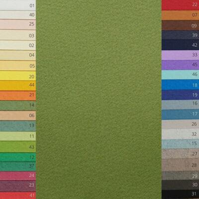 Fabriano Tiziano színes rajzpapír, A4 - 14, muschio