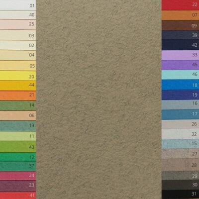 Fabriano Tiziano színes rajzpapír, A4 - 28, china