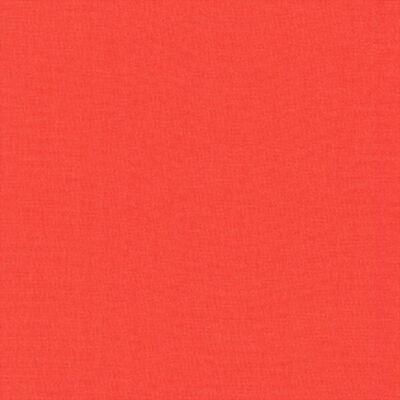 Patchwork anyag - Robert Kaufman - Kona Cotton K001-1087 Coral